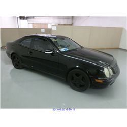 2000 - MERCEDES BENZ CLK430