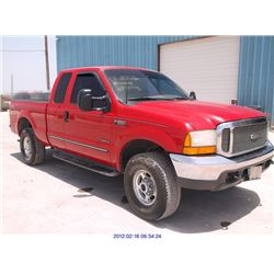 2000 - FORD F-250