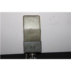 VINTAGE RCA RIBBON MICROPHONE IN EXC. CONDITION -