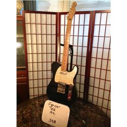 This is a early 1990's fender telecaster guitar in good