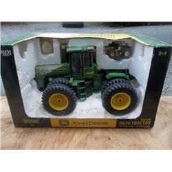 JD 9620 Tractor Collector Edition 1/16 w/ 1/64