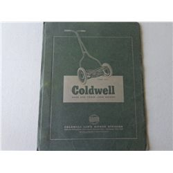 Coldwell Hand & Power Lawn Mowers - Info