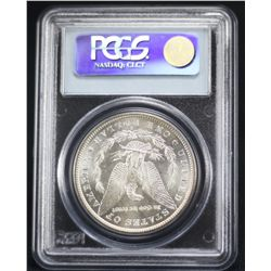 1880-S Morgan PCGS MS64
