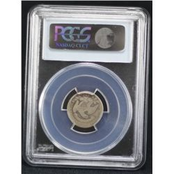 1835 Capped Bust Dime PCGS AG03