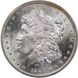 1888-O Morgan $1, PCGS MS65 (67233)