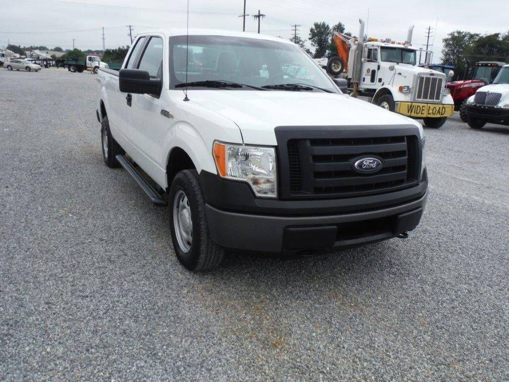 2010 ford f150 xl 4x4 extended cab s n 1ftfx1ev6akb68294 5 4l v8 gas a t p s a c odometer. Black Bedroom Furniture Sets. Home Design Ideas