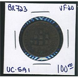 Token Lot; UC-5A1 in VF-20.