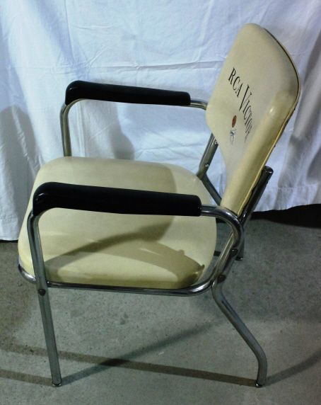 ... Image 5  RCA Victor Chair ... & RCA Victor Chair
