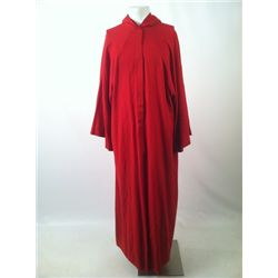 Buffy The Vampire Slayer Buffy (Sarah Michelle Gellar) Red Hooded Cape