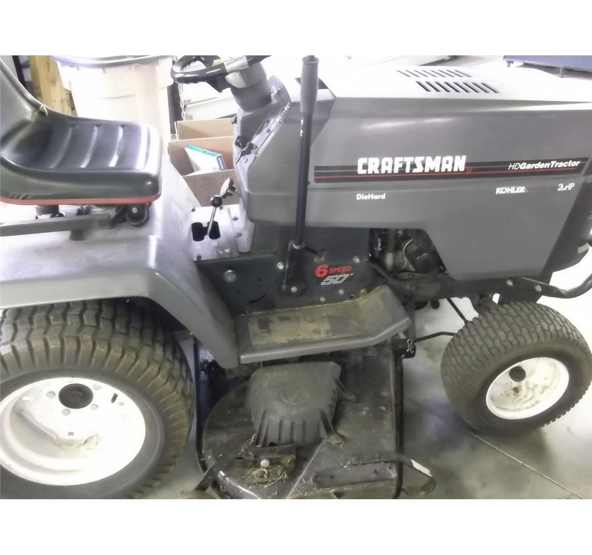 Craftsman Garden Tractor What Craftsman Tractor Is Most Desired By Collectors 2016 Craftsman