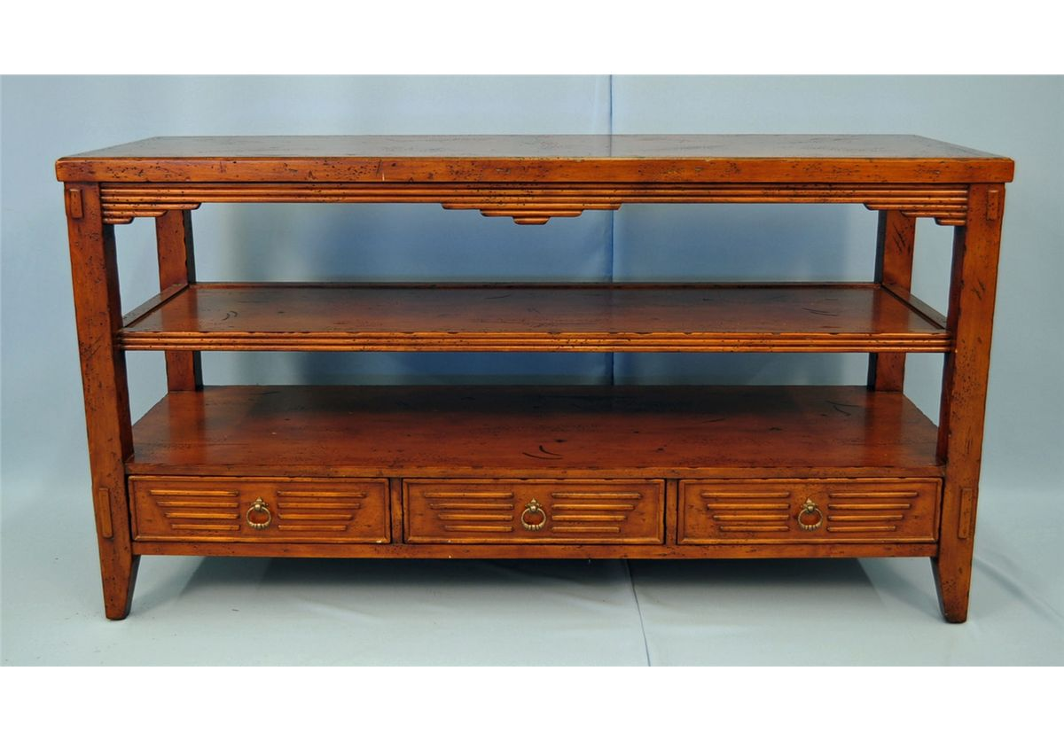 Image 1 : T. S. Berry, Museum Of New Mexico, Console Table ...