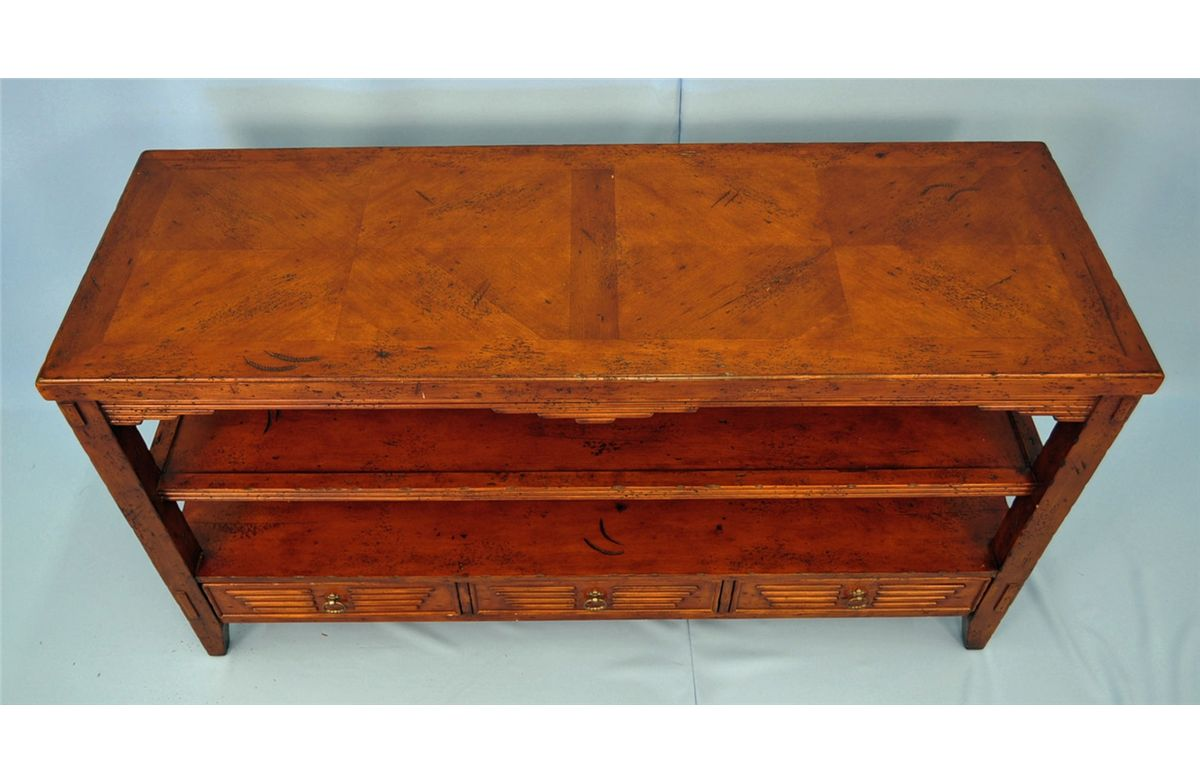 ... Image 2 : T. S. Berry, Museum Of New Mexico, Console Table ...