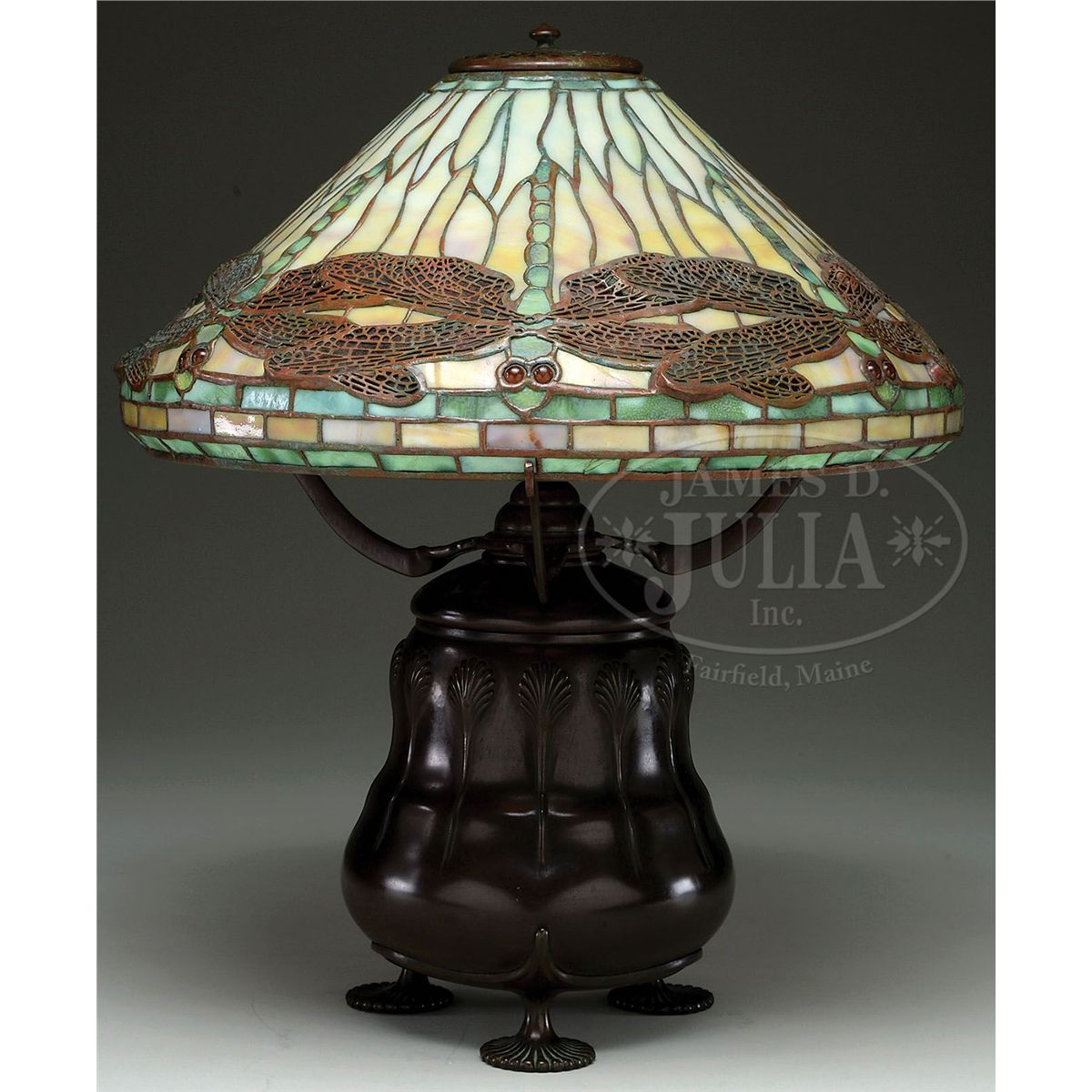 Tiffany studios dragonfly table lamp geotapseo Gallery