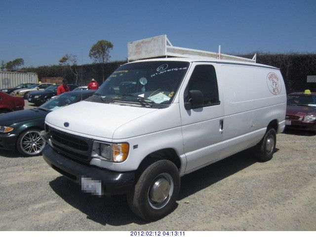 service manual how to hotwire 1999 ford econoline e250. Black Bedroom Furniture Sets. Home Design Ideas