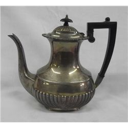 Vintage Sheffield Coffee Pot EPNS