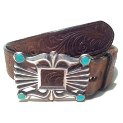 Navajo Buckle Set