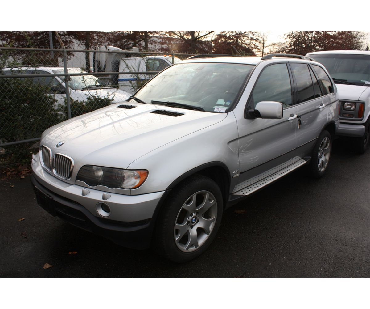 2003 bmw x5 grey suv vin 5uxfb33533lh45150. Black Bedroom Furniture Sets. Home Design Ideas