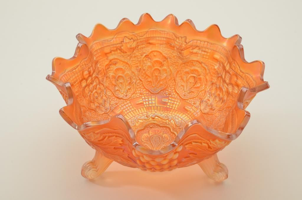 fenton carnival glass patterns