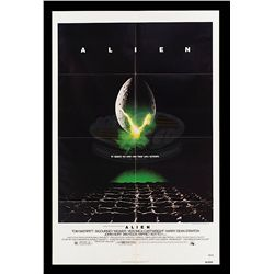 Alien - Original Release One-Sheet Poster