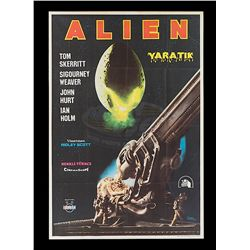 Alien - Original Turkish Release One-sheet