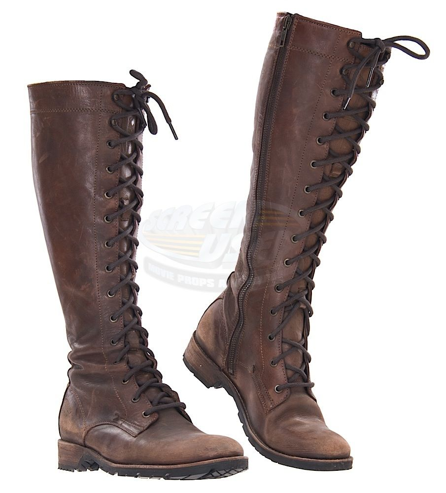 hunger games catching fire the katniss hunting boots hunger games catching fire the katniss hunting boots jennifer lawrence