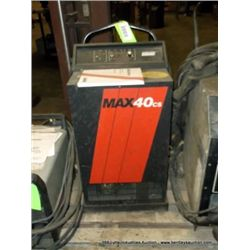 MAX 40CS PLASMA ARC CUTTING SYSTEM