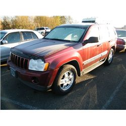 2007 jeep grand cherokee speeds auto auctions. Black Bedroom Furniture Sets. Home Design Ideas