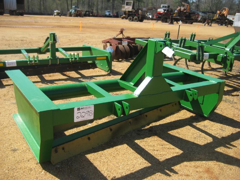 Land leveler j m wood auction company inc