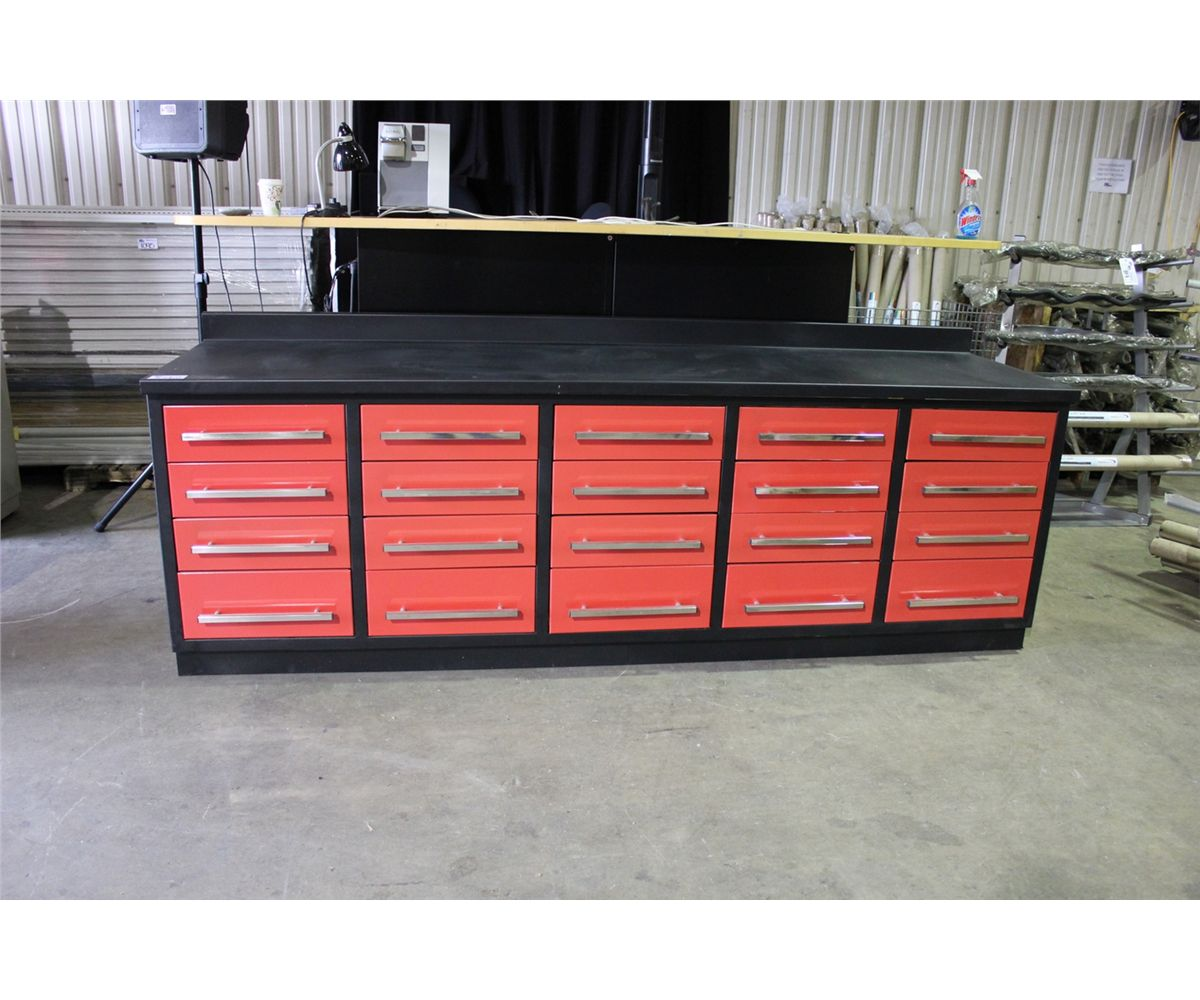 metal watch assembly drawer with bigdug drawers workbench youtube