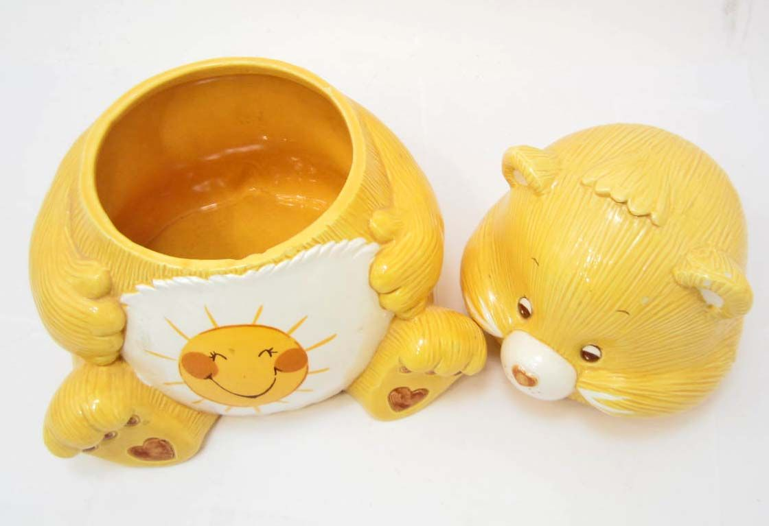Cookie Jar Funshine Care Bear American Greetings Corp