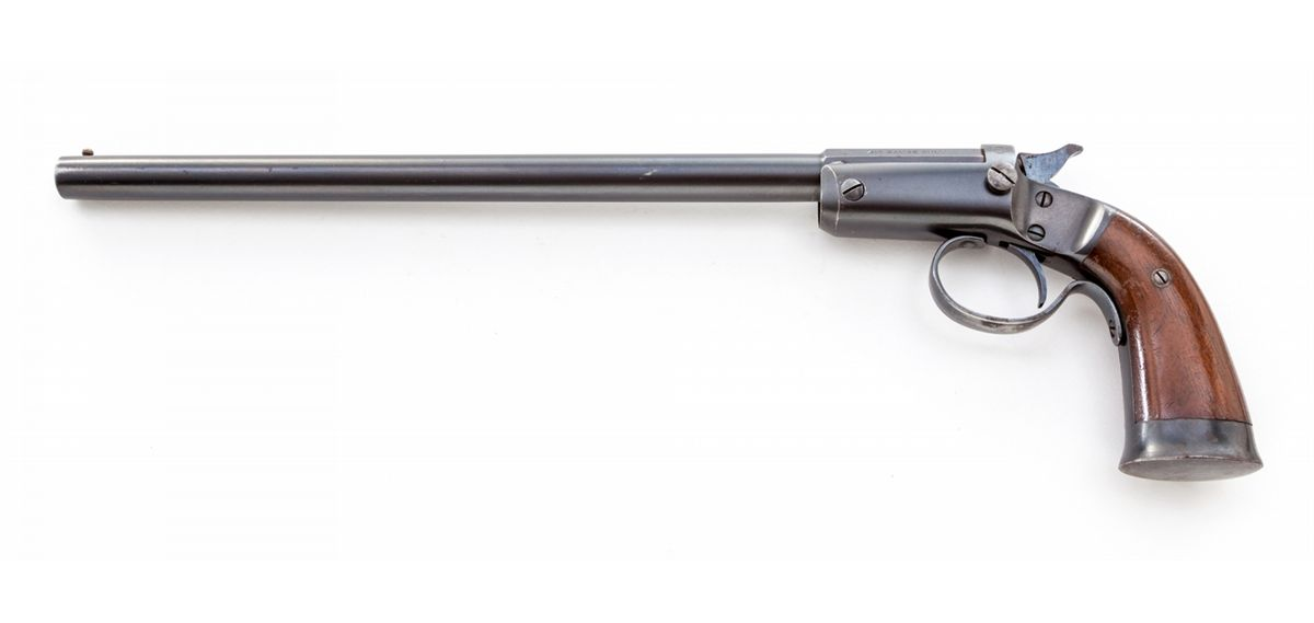 Stevens Auto Shot No 35 Tip Up Shotgun