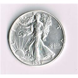 1944-D Walking Liberty Half