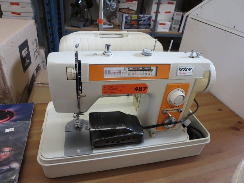 boutique 761 sewing machine