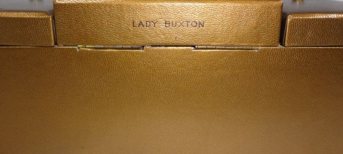 Vintage Buxton Jewelry Box