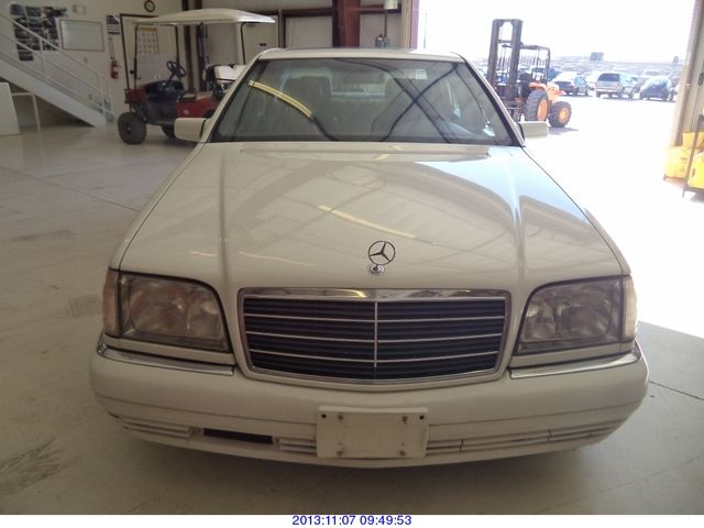 1997 mercedes benz c320 for Mercedes benz c320