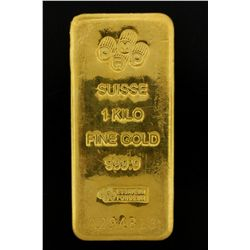 1 ounce. Consumer credit Suisse Gold Bar