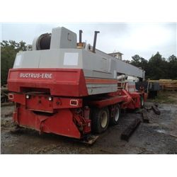 BUCYRUS ERIE 60-XC  HYDRAULIC ROUGH TERRAIN