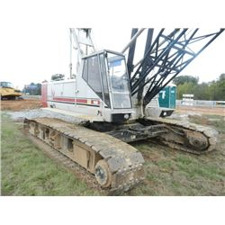 2000 LINKBELT LS138H SERIES II   CRAWLER