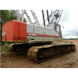 1999 LINKBELT  LS138H SERIES II   CRAWLER