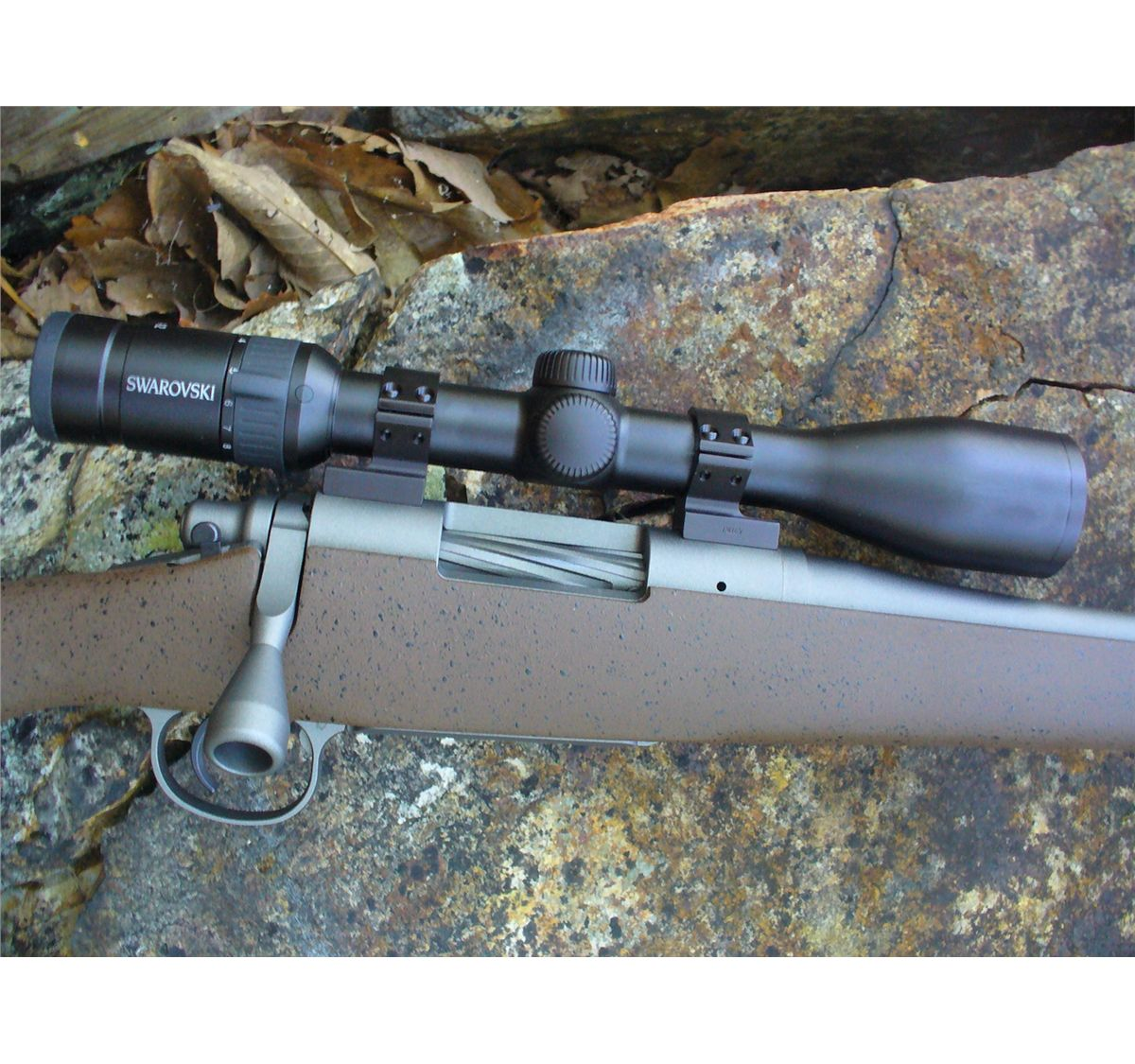boswell s custom rifle built to customer s specification