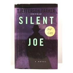 "Autographed Copy of ""Silent Joe"" BK188"