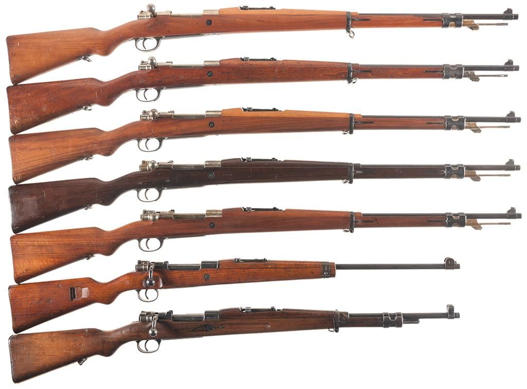 1909 Argentine Mauser Serial Numbers - softreward's diary