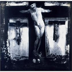 JOEL-PETER WITKIN (American, b. 1939) PENITENTE, NEW MEXICO signed, titled, dated and editioned...