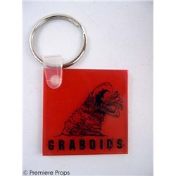Tremors Graboid Key Chain