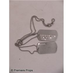 Seeking a Friend for the End of the World Speck (Derek Luke) Dogtags