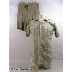 Piranha 3-D Deputy Billy Prael Costume