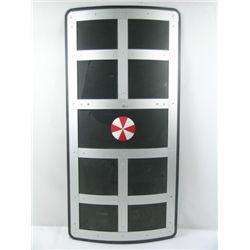 Resident Evil: Afterlife Umbrella Trooper Shield Movie Props