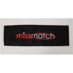 Miss Match On-Set Director's Chair Logo Back