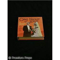 One Night of Love Big Little Book