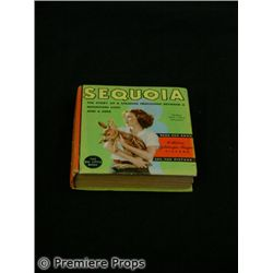 Sequoia The Big Little Book